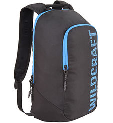 NOT FOR SALE - WILDCRAFT PEBBLE BACKPACK BLACK