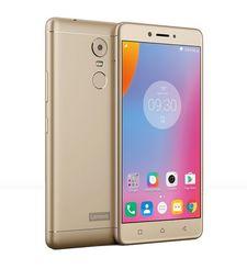 LENOVO K6 NOTE K53 A48 DUAL SIM 4G LTE,  gold, 32gb