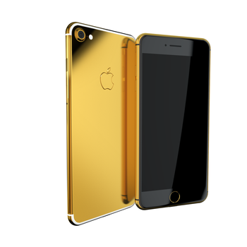 APPLE IPHONE 7 GOLD PLATED, 32gb
