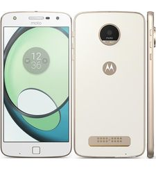 MOTO Z PLAY DUAL SIM 4G 3GB RAM,  white