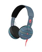 Skullcandy Stereo Headphone Grind,  Navy Blue
