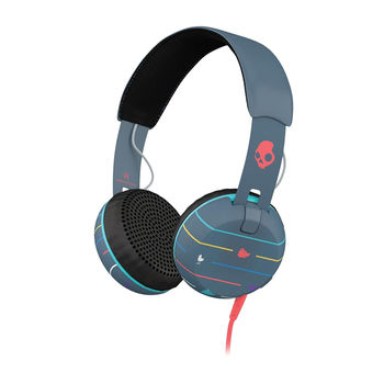Skullcandy Stereo Headphone Grind,  Navy Blue