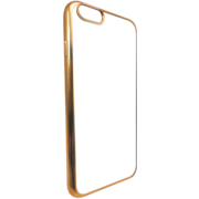 MYCANDY IPHONE 7 PLUS /IPHONE 8 PLUS BACK CASE MOONRAY METAL GOLD