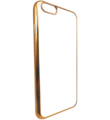 MYCANDY IPHONE 7 PLUS BACK CASE MOONRAY METAL GOLD