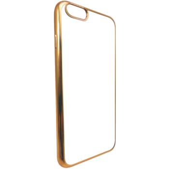 MYCANDY IPHONE 7 PLUS /IPHONE 8 PLUS BACK CASE MOONRAY METAL GOLD