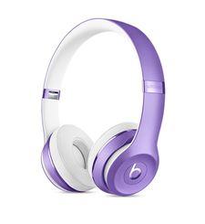 BEATS SOLO3 WIRELESS ON-EAR HEADPHONES,  ultra violet
