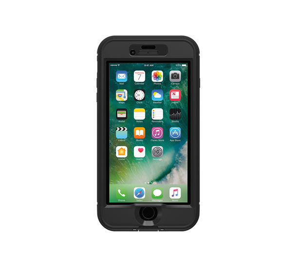 online store 6d023 0d36c LIFEPROOF NUUD IPHONE 7 PLUS /IPHONE 8 PLUS BLACK