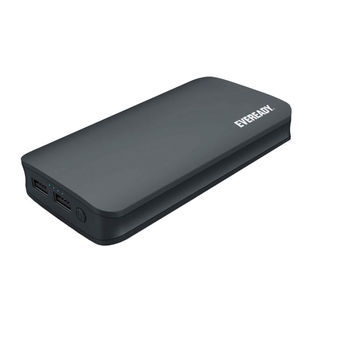 EVEREADY POWER BANK 15600MAH BLACK