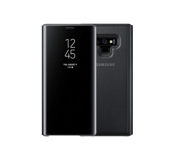 brand new cdec9 1c67f SAMSUNG GALAXY NOTE 9 CLEAR VIEW STANDING CASE, lavender