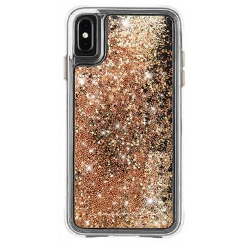 CASEMATE IPHONE XS MAX BACK CASE WATERFALL GOLD