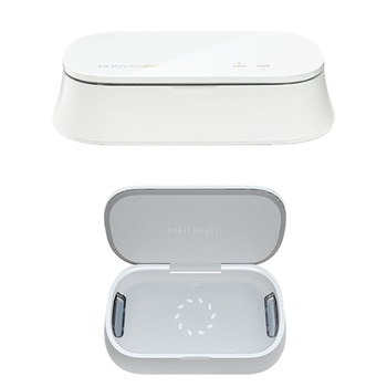 EASYCARE® PORTABLE UV LIGHT CELL PHONE STERILIZER SMARTPHONE SANITIZER CELL PHONE CLEANER
