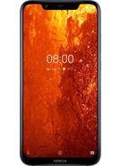 NOKIA 8.1 64GB 4G DUAL SIM,  blue silver