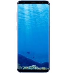SAMSUNG GALAXY S8 PLUS 64GB DUAL SIM 4G LTE,  blue