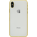 GOLD PLATED APPLE IPHONE X, 256gb,  silver yellow gold