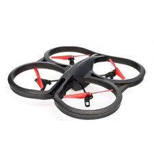 PARROT AR DRONE 2.0 POWER EDITION,  red