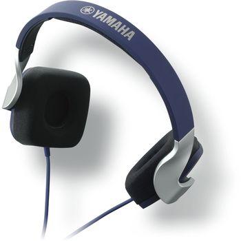 YAMAHA ON EAR STEREO HEADSET 46OHMS,  blue