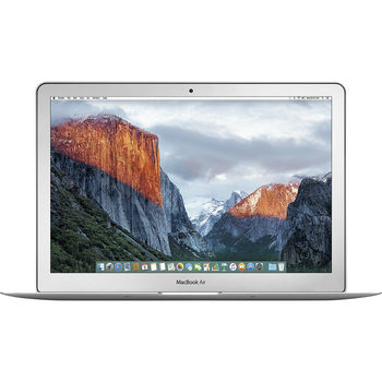 APPLE MACBOOK AIR MMGG2 LAPTOP INTEL CORE I5 1.6GHZ 13.3INCH 8GB 256GB HHD MAC OS X YOSEMITE SILVER