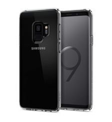 SPIGEN GALAXY S9 BACK CASE ULTRA HYBRID,  clear