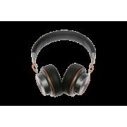 NUSHH BLUETOOTH ON EAR STEREO HEADSET,  black