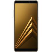 SAMSUNG GALAXY A8 PLUS 2018 64GB DUAL SIM 4G LTE,  gold