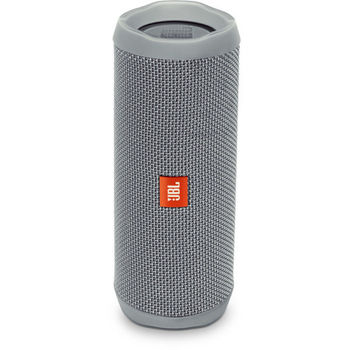 JBL FLIP 4 WIRELESS BLUETOOTH SPEAKER,  grey