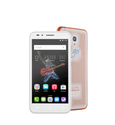 ALCATEL GO PLAY 7048X 4G LTE,  orange white, 8gb