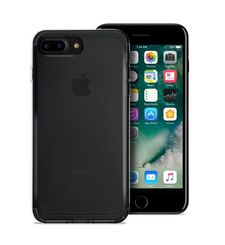 Puro iPhone 7 Plus Ultra-Slim 0.3 Nude Cover Black