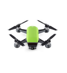DJI SPARK DRONE FLY MORE COMBO,  meadow green