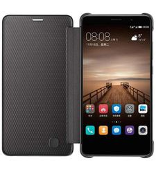 HUAWEI MATE 9 VIEW COVER,  dark grey