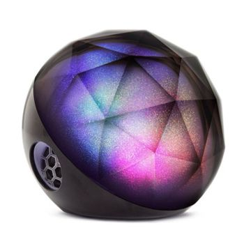 YANTOUCH BLUETOOTH SPEAKER DIAMOND,  black diamond
