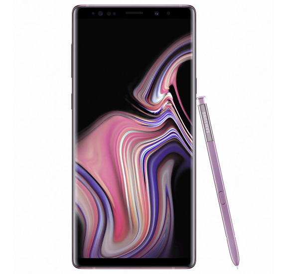SAMSUNG GALAXY NOTE 9 DUAL SIM, purple, 512gb