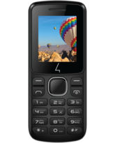 FOUR B102 1.8INCH BASIC FEATURE PHONE WITH CAMERA DUAL SIM 2G