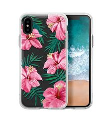 LAUT IPHONE X BACK CASE POP EXOTIC