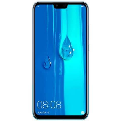 HUAWEI Y9 2019 4G DUAL SIM, blue, 128gb