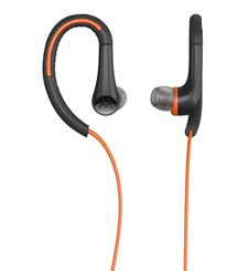MOTOROLA HEADSET SPORTS EARBUDS ORANGE