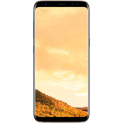 SAMSUNG GALAXY S8 PLUS 64GB DUAL SIM 4G LTE,  gold