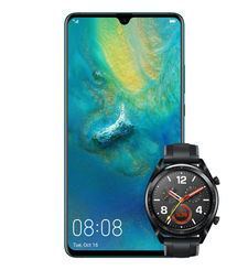 HUAWEI MATE 20X 256GB 5G DUAL SIM,  emerald green