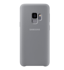 SAMSUNG GALAXY S9 SILICONE COVER,  grey