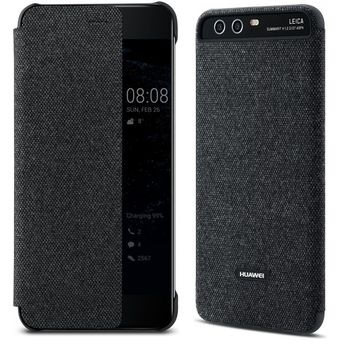 HUAWEI P10 VIEW COVER,  dark grey