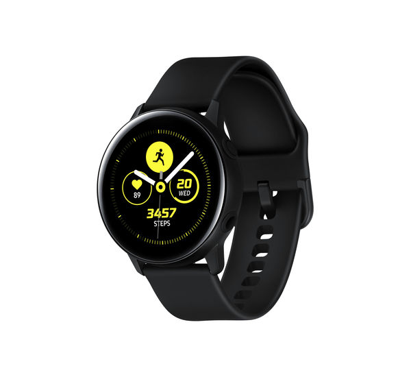 Image result for Samsung Galaxy Watch Active R500 black