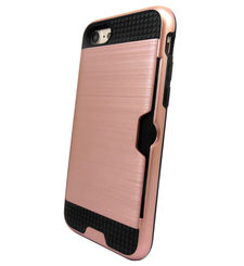 MYCANDY IPHONE 7 PLUS /IPHONE 8 PLUS BACK CASE KNOX,  rose gold