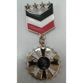 Medalian Lapel Pin