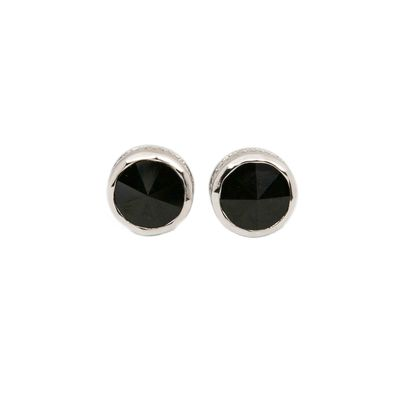Black Diamond, black / silver, metal