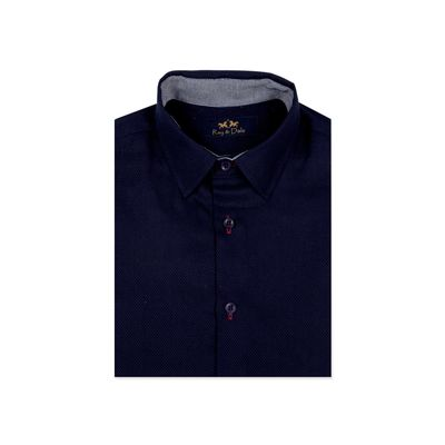 The Blue Prussian, s, premium cotton, blue