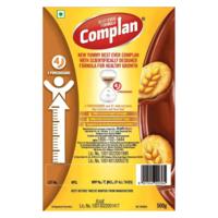 Complan Magic Chocolate Flavour, 500 gm, carton