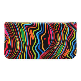 Pink Rose - Cool Collection Multicolour Charm Clutch
