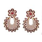 Pink Rose - Sentiments earrings