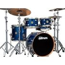 DDRUM Paladin MPL Fusion 20 5pc V. Coral Spark