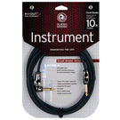 Planet Waves PW-AGRA-10 Circuit Breaker 10 Feet (304.80 cm) Right Angle Instrument Cables