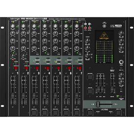 Behringer Pro Mixer DX2000USB DJ Mixer